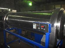 Линия для жарки и упаковки сухариков